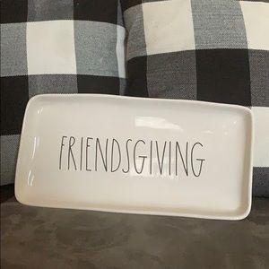 """Rae Dunn """"FRIENDSGIVING"""""""